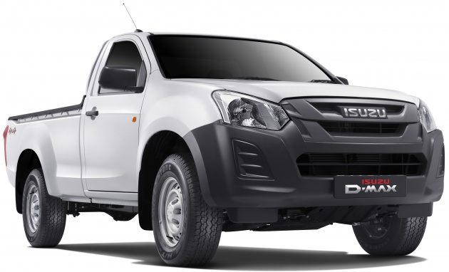 Isuzu-D-Max-3.0L-Single-Cab-launched-1-630x382