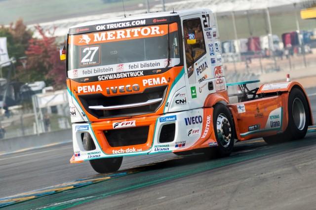 Iveco Trucks Pictures - team schwaben truck