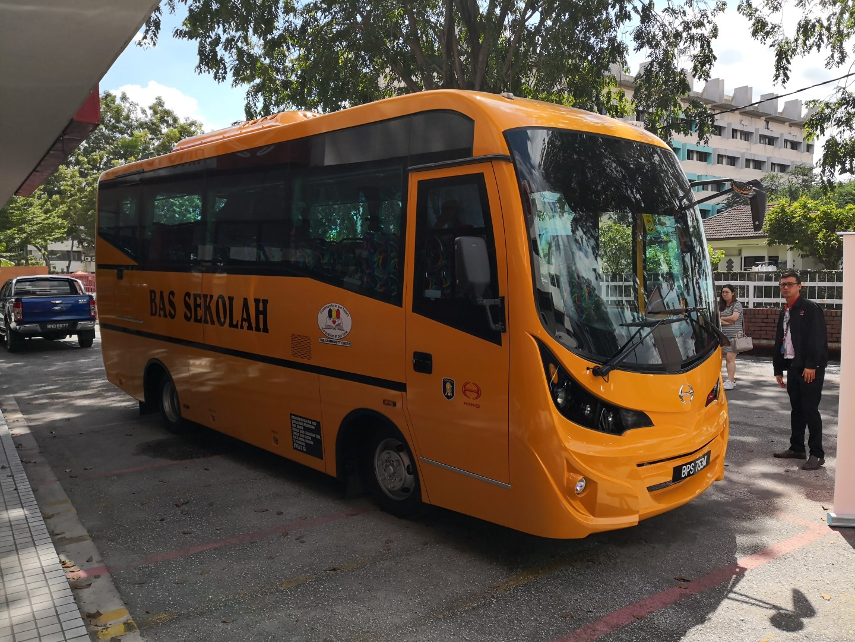 Hino Mini Bus | BigWheels my