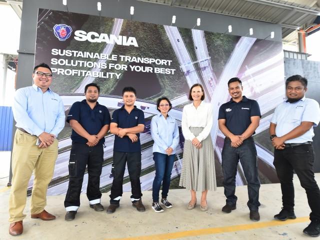 scania-malaysia-sandakan