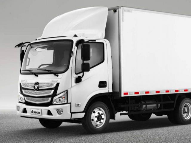 foton trucks 1