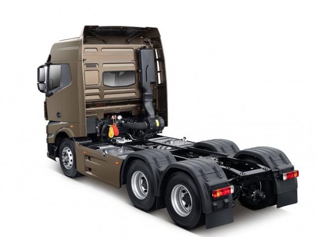 Geely GMT Truck_0123