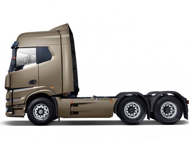 Geely GMT Truck_0124