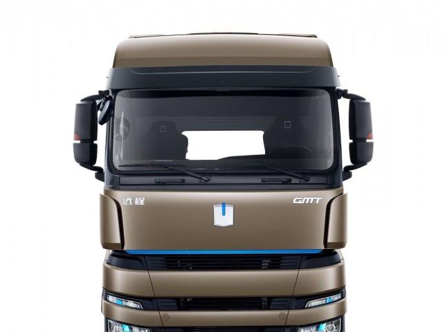 Geely GMT Truck_0125