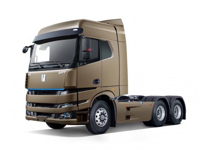 Geely GMT Truck_0126