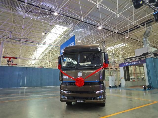 Geely GMT Truck_0129