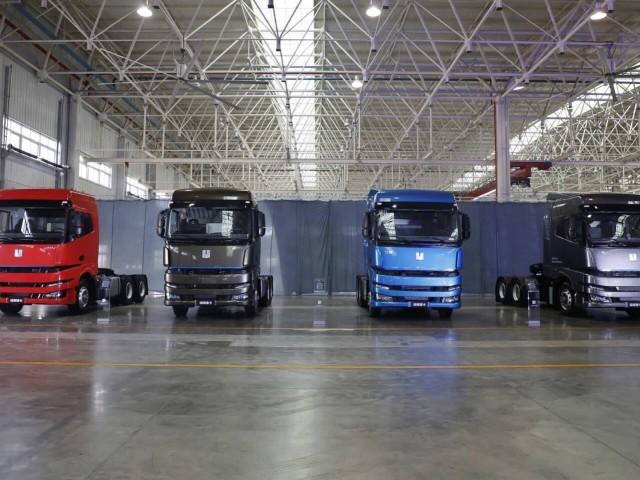 Geely GMT Truck_0130
