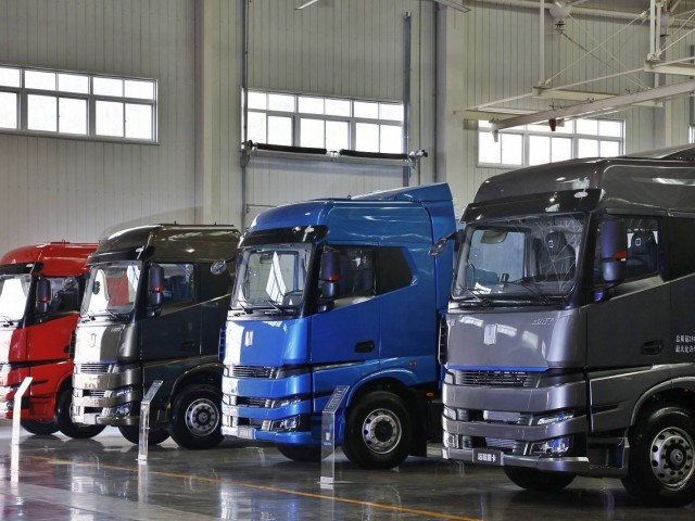 Geely GMT Truck_0131