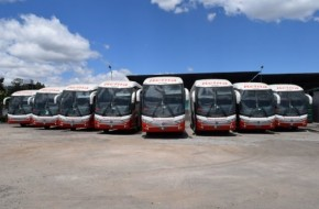 Mercedes-Benz Receives Order for 300 Buses in Brazil