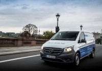 Mercedes-Benz Vans Sells More than 400,000 Units for the First Time in 2017