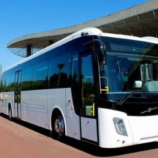 Volvo Delivers Another 168 Intercity Coaches In Abu Dhabi