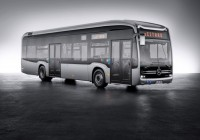 Mercedes-Benz eCitaro Electric Bus Makes World Debut
