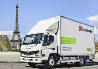 Logistics Giant DB Schenker Expands Partnership with Fuso, Adds 4 Fully-Electric Trucks To Fleet