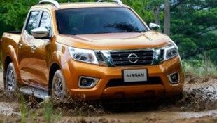 Nissan Navara VL Plus Now with Intelligent Around View Monitor