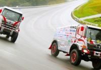 Hino Motors to Field Two 500 Series Trucks in Dakar Rally 2018