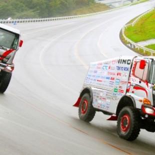 Hino Motors to Field Two 500 Series Trucks in Dakar Rally 2018