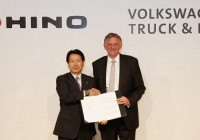Hino and Volkswagen Truck & Bus to Form Strategic Partnership