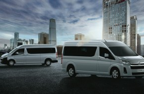 All-New 2019 Toyota Hiace Unveiled