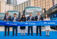 Yutong Bus Becomes Largest Electric Bus Supplier in Macau