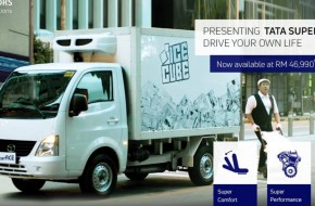 Business Mobility Solution From Tata Super Ace