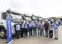 Volvo Trucks Malaysia To Deliver 28 Trucks to Konsortium PD Sdn Bhd