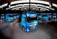 DAF TRUCKS ROLLS OUT NEW CF AND XF DEMONSTRATOR FLEET