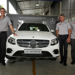 Mercedes-Benz Launches Locally Assembled GLC 250