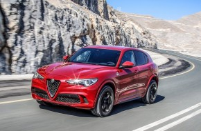 Stelvio SUV pushes up Alfa Group sales by 60%