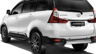 Toyota Avanza X On sale at RM83k