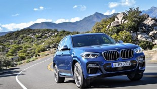 BMW X3 arriving this month….all new