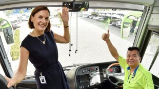 FIRST SCANIA MARCOPOLO OPERATOR – 'SIANG MALAM' EXPANDS WITH 1st CLASS COACHES
