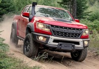 Chevrolet Bison designed to take on the Ford Raptor