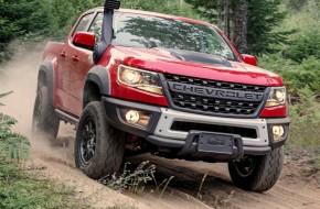 Chevrolet Bison designed to take on the Ford Raptor