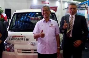 Daihatsu Business Fleet Program launched at MCVE 2019