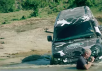 David Yarrow Uses The NEW Land Rover Defender In Africa
