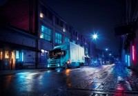 Volvo Trucks' First All-Electric Truck Unveiled