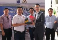 PKT Logistics buys 20 Units FOTON Daimler EST