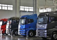 World's first M100 methanol fuel heavy truck launched