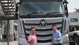 Foton & Mpire Group on track for Malaysian success