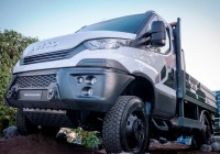 Iveco Launches New Daily 4×4