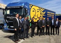 Waberer adds natural gas-powered IVECO trucks to its fleet