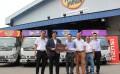 MIGHTY BAKERY buys its 100th Isuzu