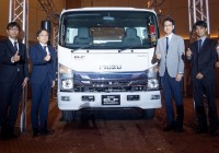 ISUZU Launches New Truck Range With 'Smoother' Gears
