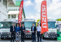 CITY-LINK EXPRESS Maintains Its Fast & Reliable Service With Isuzu