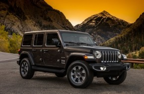 Jeep's ALL NEW Wrangler Unveiled