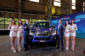 New Isuzu D-Max Launched – New 1.9 Engine, 11 Variants, RM80k to RM121k
