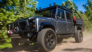 DEFENDER Gets ULTIMATE VEHICLE CONCEPT (UVC) Complete Tune