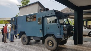 Land Rover To Family Camper……Conversion Special