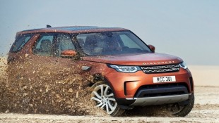 Land Rover Discovery Gets New Engine and Safety Tech
