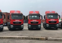 MAN Truck & Bus Hands Over 13 Prime Movers to Taipanco